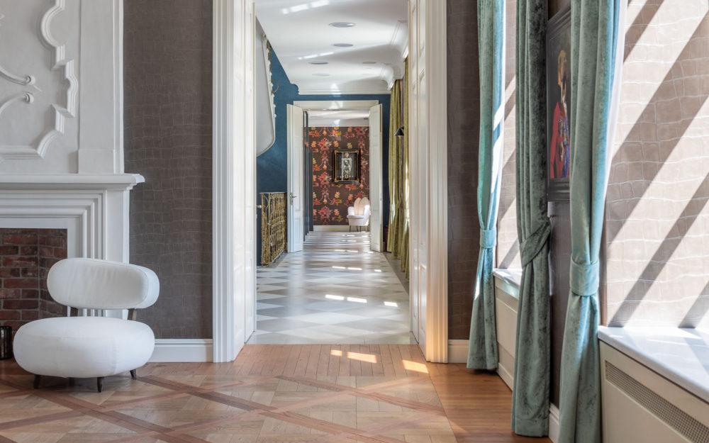 Fotografia hotelowa - Hotel Quadrille Relais & Châteaux