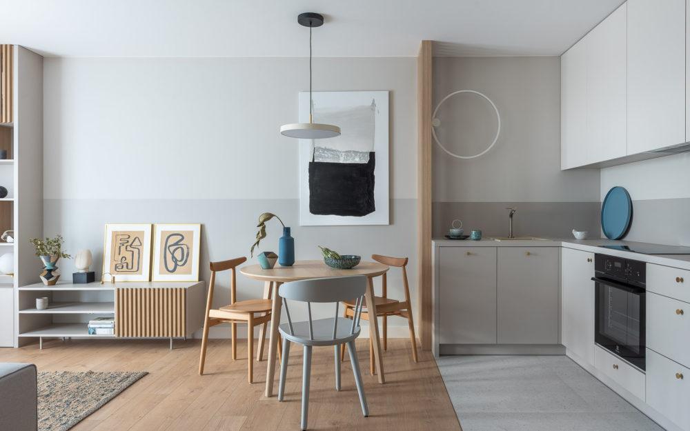 Mieszkanie wGdańsku - projekt architekta