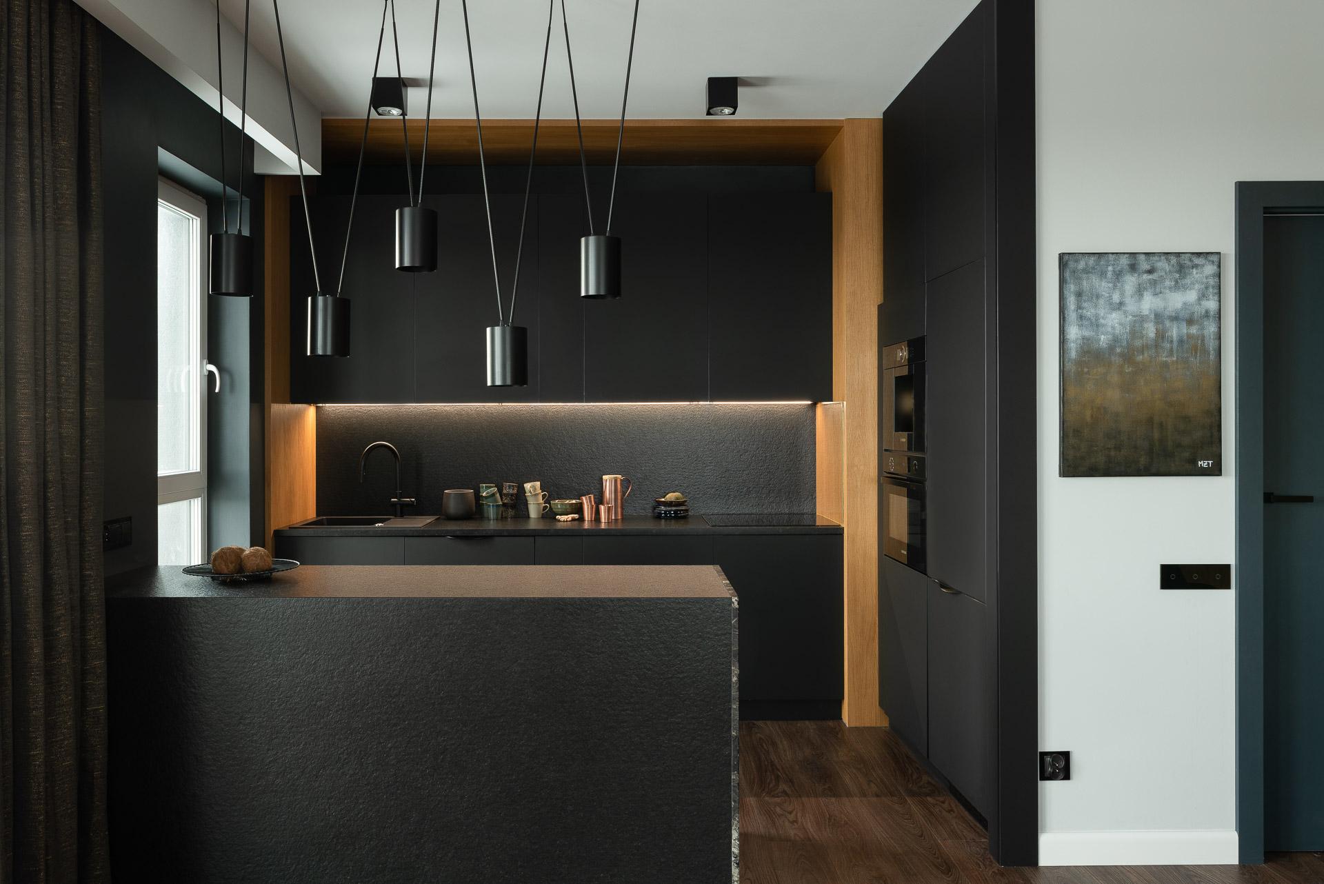 Prywatne mieszkanie wGdańsku – projekt architekta